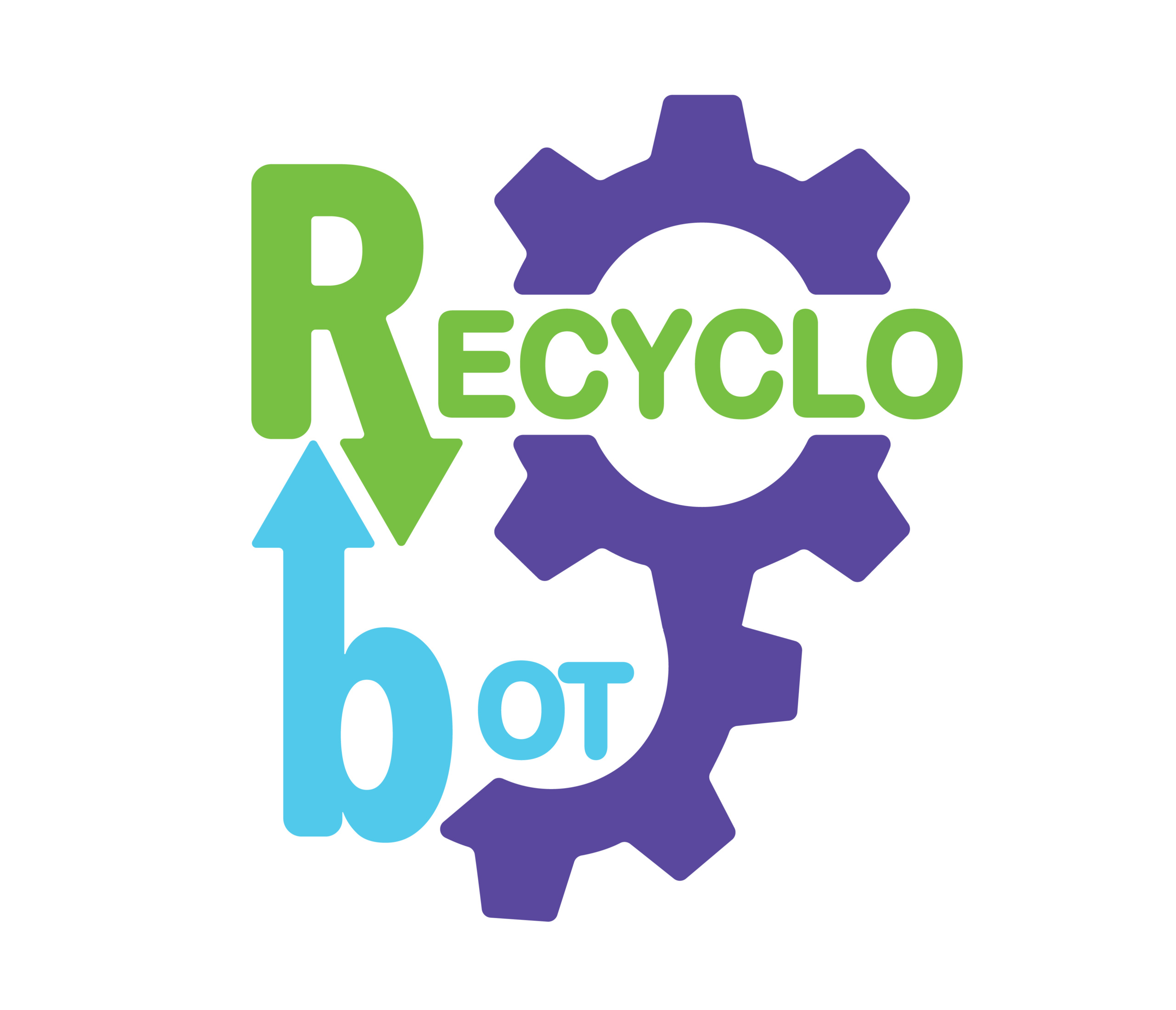 Branding: Recyclobot with Instructional
