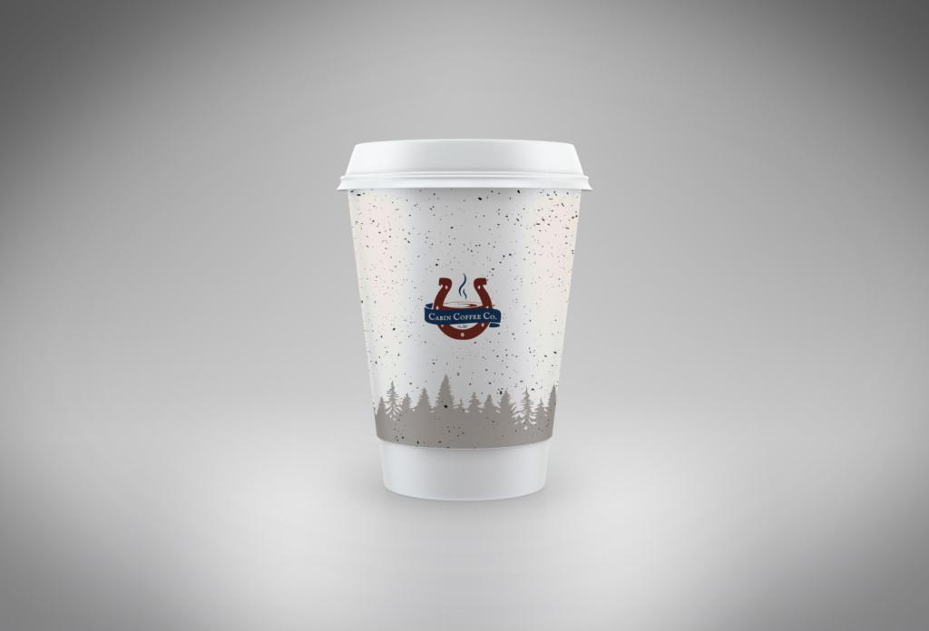Re-Branding of Coffee Cup Design