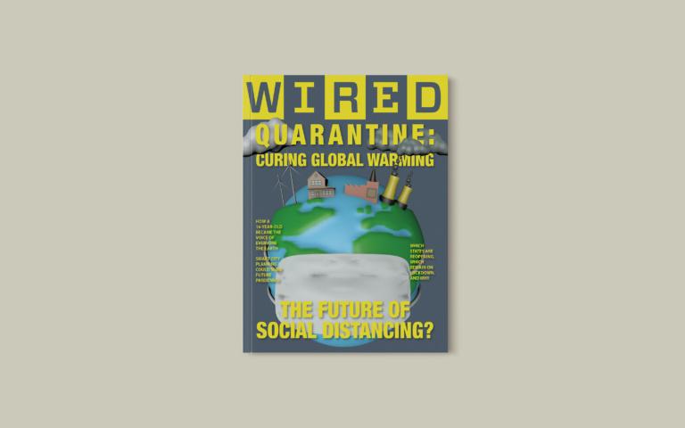 WIRED 3D Magazine