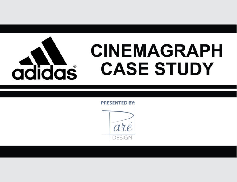 Cinemagraph Advertisement for Adidas